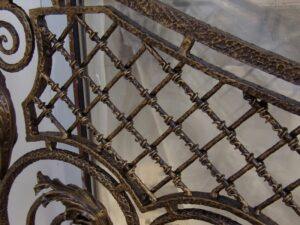 Wrought Iron Fence #21
